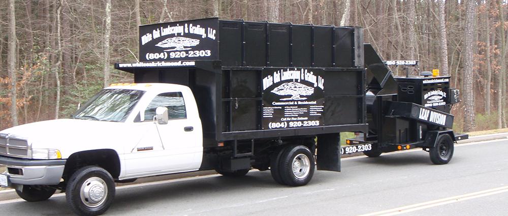 Mulch deliveries richmond va