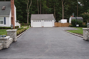 white oak driveway services richmond va
