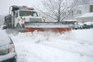 Snow plowing, mulch deliveries in Richmond VA
