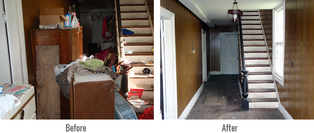 Demolition and junk removal services in Richmond VA